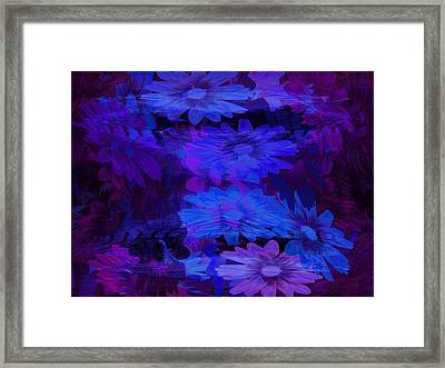 Layers Framed Print by Tatiacha  Bhodsvatan