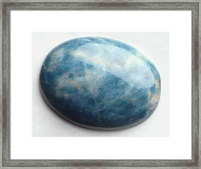 Lazulite Framed Print