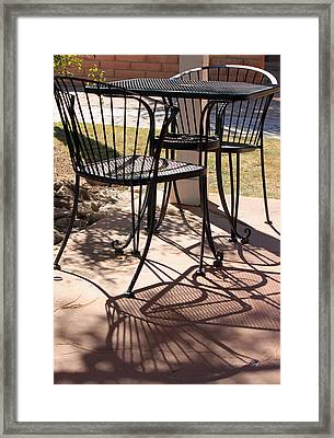 Lazy Afternoon Framed Print by Suzanne Gaff