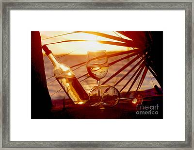 Lazy Day  Framed Print by Jon Neidert