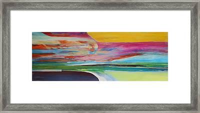 LBS Framed Print by Lou Gibbs