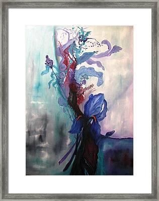Le Bouquet Framed Print