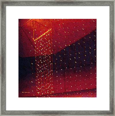 Le Cirque Du Diable Framed Print by RC deWinter