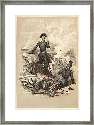 Le Duc D'orleans Framed Print by British Library