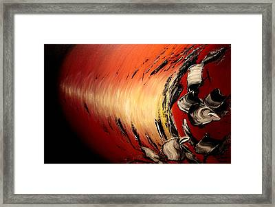 Le Grand Voyage Framed Print by Thierry Vobmann