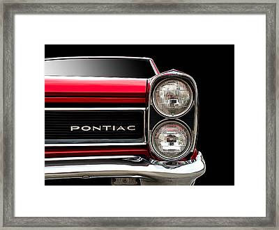 Le Mans Framed Print by Douglas Pittman