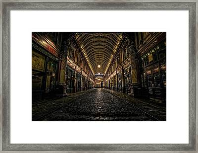 Leadenhall Framed Print by Ian Good