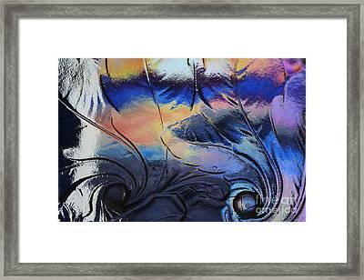 Leaf Design 3 Framed Print