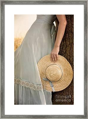 Leaning Beauty Framed Print by Margie Hurwich