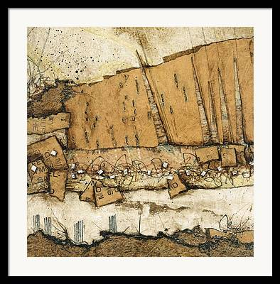 Small Abstract Framed Prints