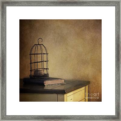 Learning Process Framed Print by Priska Wettstein