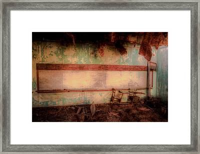 Learning Framed Print by Roch Hart