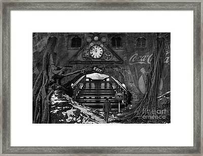 Leave It All Behind Framed Print