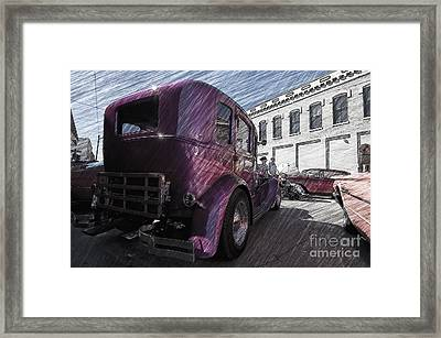 Leavenworth Kansas Framed Print by Liane Wright