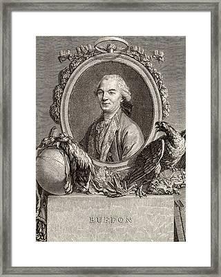Leclerc De Buffon Framed Print by Universal History Archive/uig