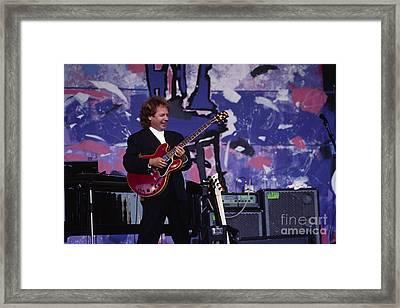 Lee Ritenour Framed Print