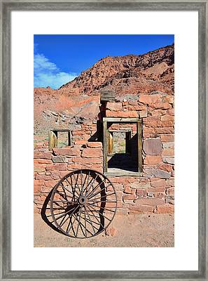 Lee's Ferry Az Framed Print