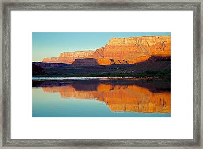 Lee's Ferry Framed Print