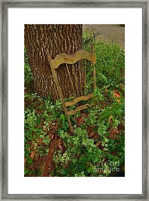 Left Behind Framed Print by Bob Sample