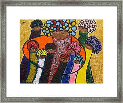Legacies Framed Print by Clarissa Burton