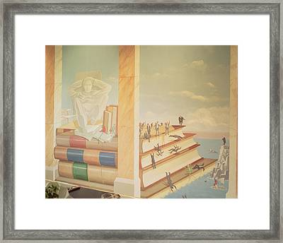 Legal Sloth And Pride Framed Print by Lincoln Seligman
