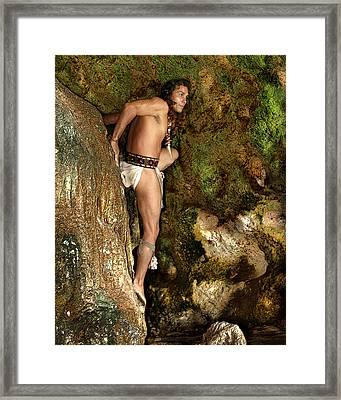 Legend Framed Print by Koa Feliciano
