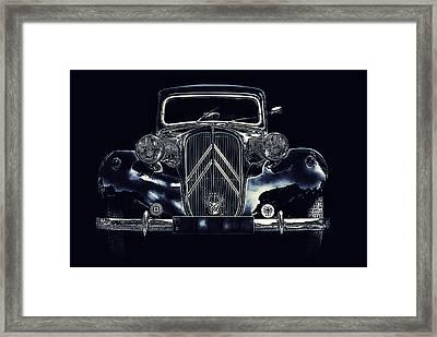 legendary CV11 Framed Print by Joachim G Pinkawa