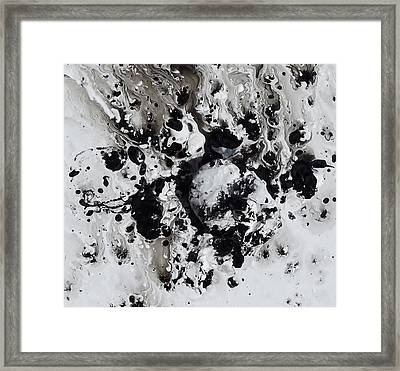 Legless Framed Print by David King