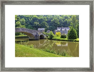 Lehon - Brittany Framed Print by Joana Kruse