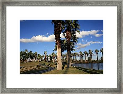 Leisure Framed Print by Laurie Search