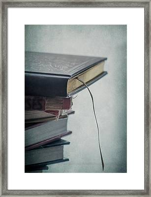 Leisure Time Framed Print by Maggie Terlecki