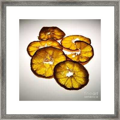 Lemon Framed Print by Bernard Jaubert