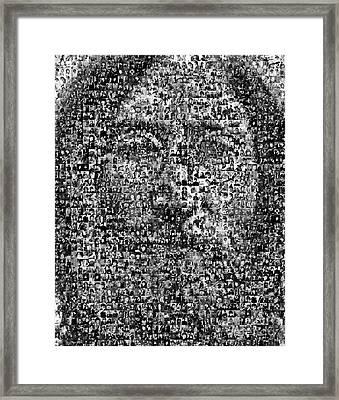 Lennon Framed Print by Philip G
