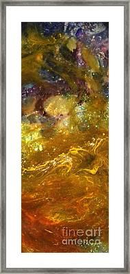 Leo123 Framed Print by Kathleen Fowler