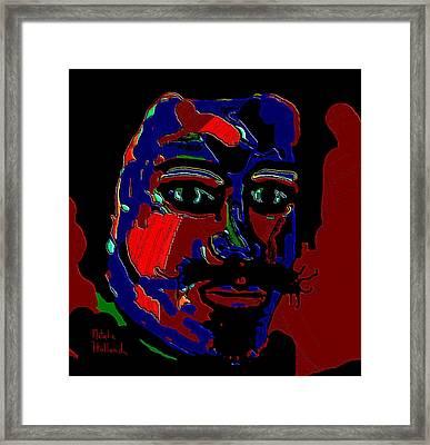 Leonnardo Framed Print
