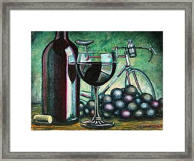 L'eroica Still Life Framed Print by Mark Jones