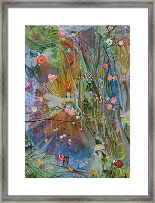 Les Carioles Framed Print