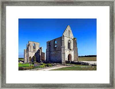 Les Chateliers Framed Print