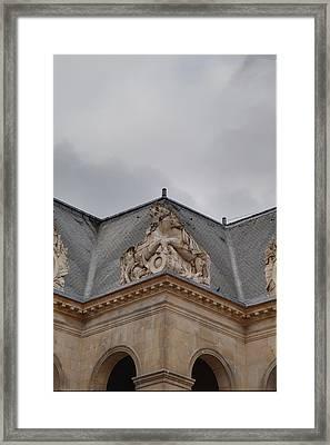 Les Invalides - Paris France - 011314 Framed Print by DC Photographer