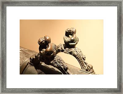 Les Invalides - Paris France - 011316 Framed Print