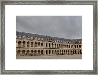 Les Invalides - Paris France - 011317 Framed Print by DC Photographer