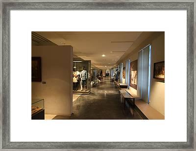 Les Invalides - Paris France - 011322 Framed Print