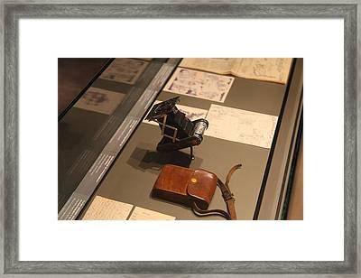 Les Invalides - Paris France - 011326 Framed Print