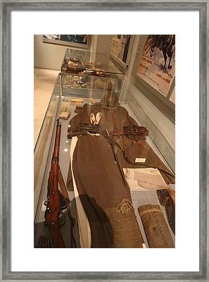 Les Invalides - Paris France - 011331 Framed Print