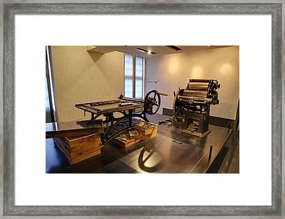 Les Invalides - Paris France - 011343 Framed Print by DC Photographer
