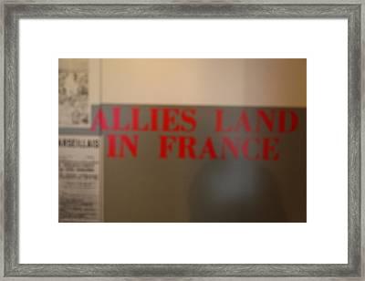 Les Invalides - Paris France - 011350 Framed Print by DC Photographer