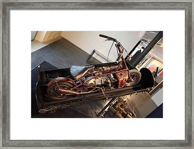 Les Invalides - Paris France - 011355 Framed Print by DC Photographer