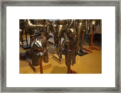 Les Invalides - Paris France - 01138 Framed Print by DC Photographer