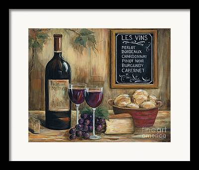 Grapevines Paintings Framed Prints
