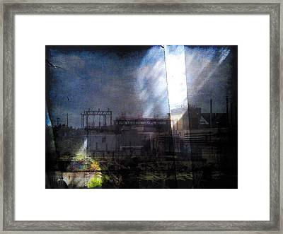 Framed Print featuring the photograph Less Travelled 29 by The Art of Marsha Charlebois